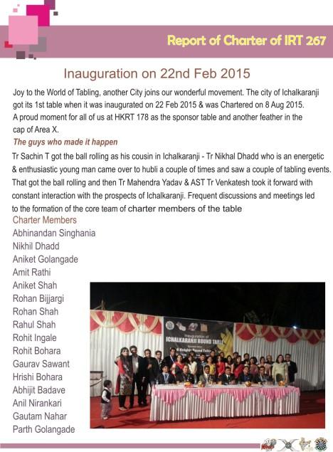 Charter of IRT2