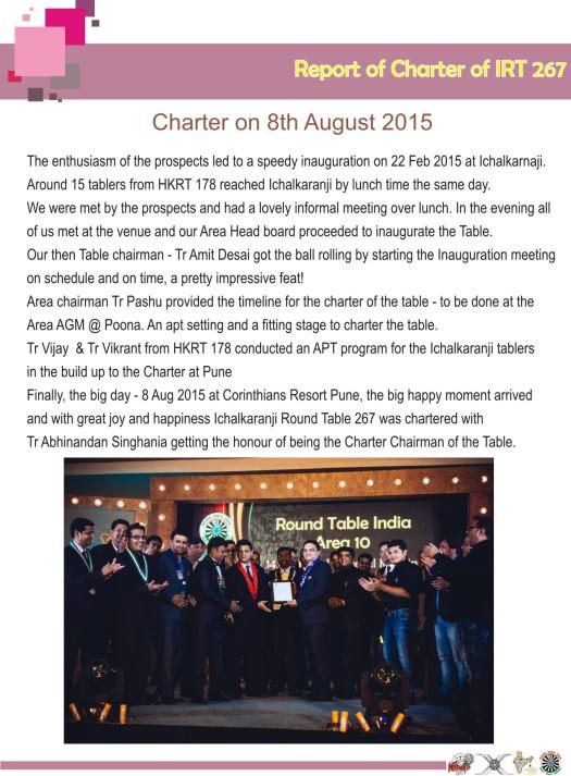Charter of IRT3