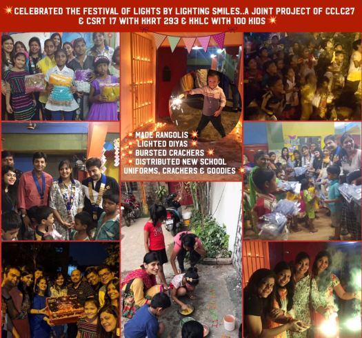 diwali-community-service