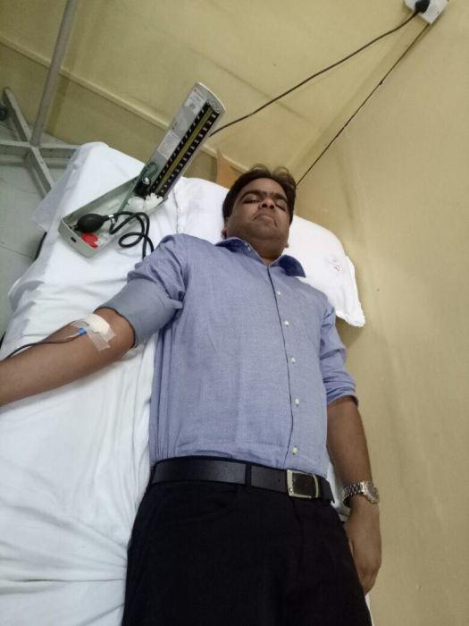 Blood Donation (Tr.Nikhil)